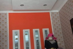 Interior-Lemari-Display-Ibu-Lies-Bronze-Tembaga-Bangujiwo-Jogja