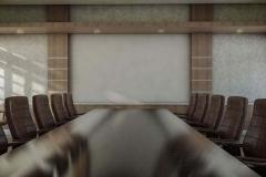 Desain Interior Ruang Rapat Bima Marga DPU Bantul 2018